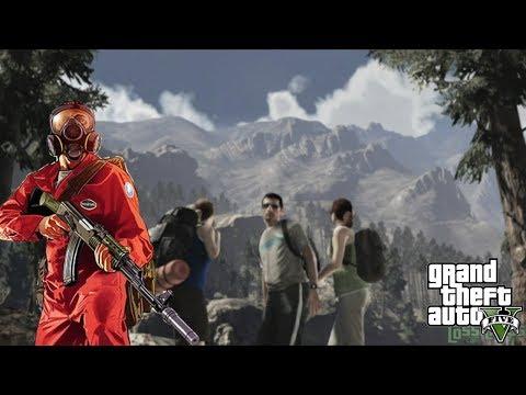 GTA V With Max Payne