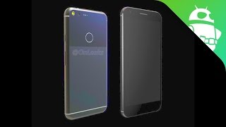 Google Pixel XL 360-Degree Render Leaked