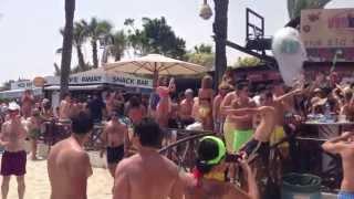 Ayia Napa Nissi Beach / 18 May 2013