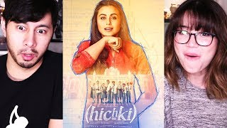 HICHKI | Rani Mukerji | Trailer Reaction!