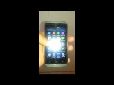 How to Take Screenshot in ZTE N799D without any Application: ZTE Devices Supported