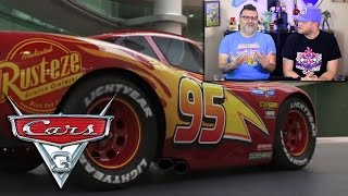 CARS 3 Extended Trailer #2 Review, Reaction & Theories