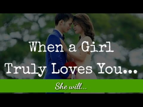 When a GIRL  truly loves you... ❤️| Best New whatsapp status video Tamil English  | Love quotes