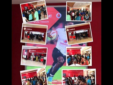 Vodafone Lautoka Retail Shop Opening