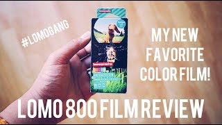 Download Lomo 800 FIlm Review! My New Favorite Color Film! Video