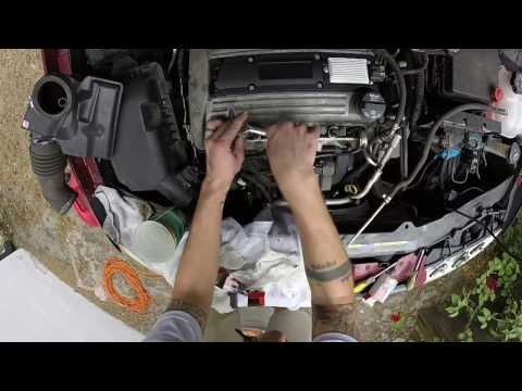 DIY How To Change The Fuel Injectors On A Saturn Ion!