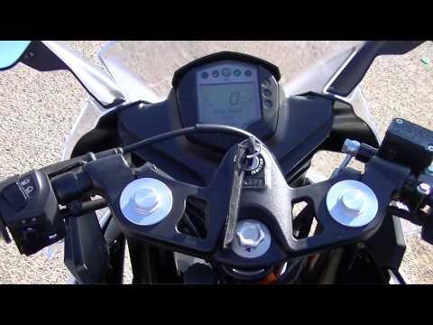 A2 shootout! KTM RC390 vs Ninja 300 vs Honda CBR300R / CBR500R | Group Test