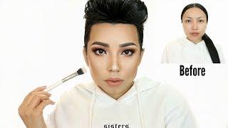 JAMES CHARLES Makeup Transformation!!!