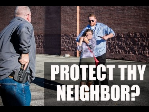 Protect Thy Neighbor in Virginia?