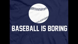 Why BASEBALL is boring for CRICKET fans
