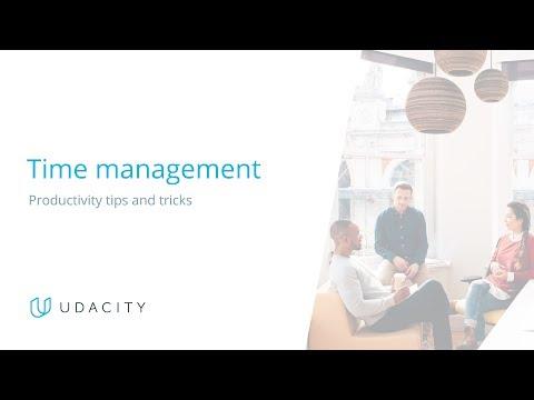 Udacity Alumni Network Presents: Ramping Up Your Productivity