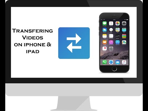 how to transfer videos from a Computer to iPhone/iPad via iTunes full tutorial HD - 2017