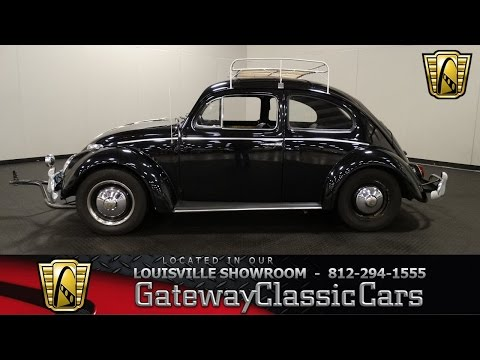 1964 Volkswagen Beetle - Louisville Showroom - Stock # 1439
