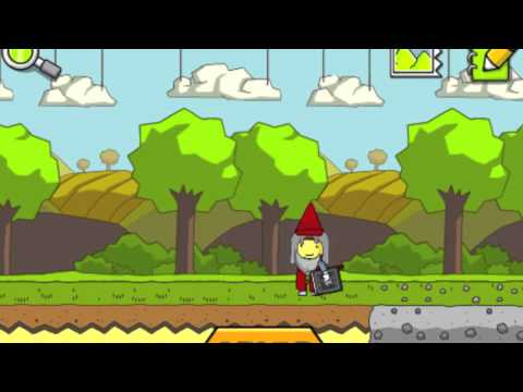 Scribblenauts Remix Cool Character Outfits 2