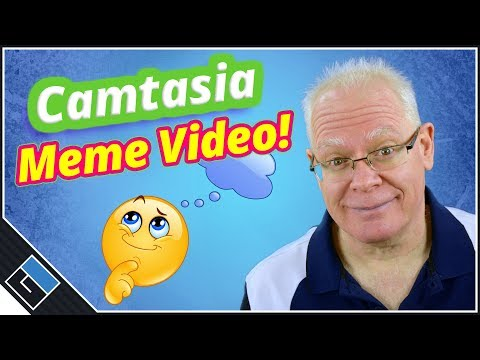 Camtasia Animated Text and Images