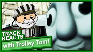 Pain Trains and Meat Monsters: Track Reacts With Trolley Tom | Cyanide and Happiness