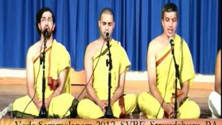 Lecture Demonstration on Vedas - Part 02