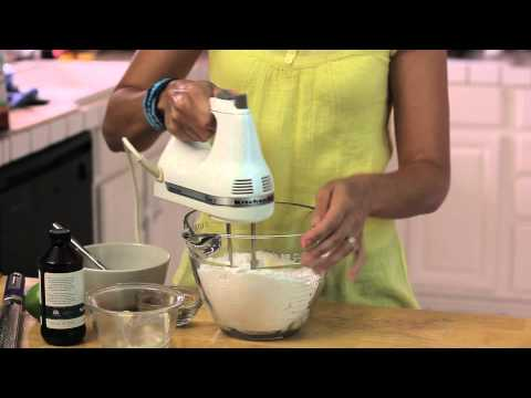 Lime Zest & Cream Cheese Frosting Recipe : Cooking & Kitchen Tips
