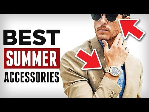 7 Summer Style Accessories To Upgrade Your Image