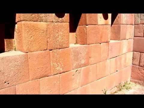 Mind Boggling Incan built Ruins with perfect cut blocks