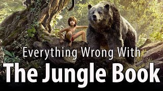 Everything Wrong With The Jungle Book (2016)