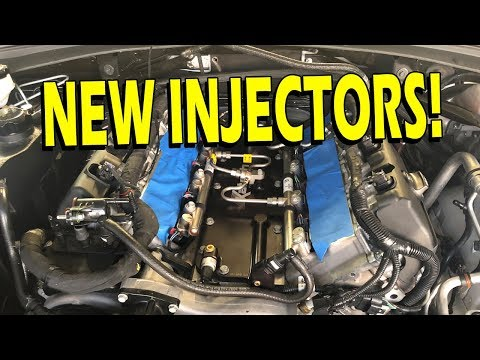 Fuel Injector Connection GDI LT1/LT4 High Flow Direct Injectors