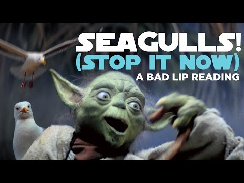 Xxx Mp4 Quot SEAGULLS Stop It Now Quot A Bad Lip Reading Of The Empire Strikes Back 3gp Sex