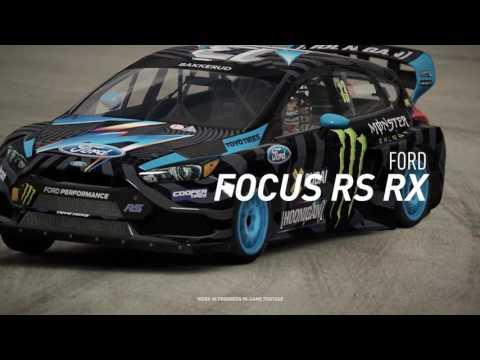 Project CARS 2 – Rallycross Gameplay Trailer