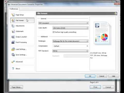 How to Convert PDF file to TIFF