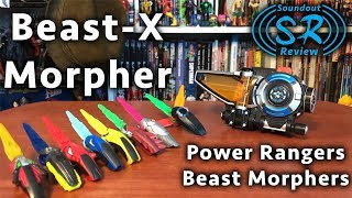 4 minutes, 28 seconds) Power Rangers Beast Morphers Toys