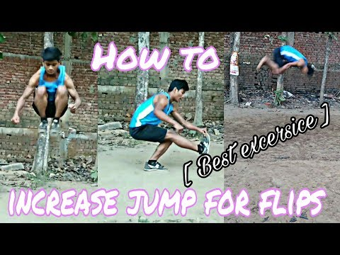 Best way to increase jump for any flip[tricking,kicking]