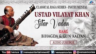 Ustad Vilayat Khan - Sitar | Classical Raga Series | Instrumental | Hindustani Classical