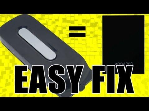 How to put old Hard Drive into NEW Xbox 360 Slim - TEAMHEADKICK