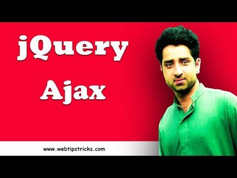 (9/9) jQuery Ajax For Beginner Show Data In Table In Urdu/Hindi