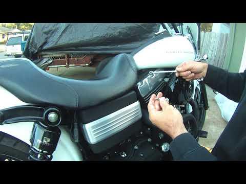 Harley Twin Cam Oil Pressure Gauge Installation