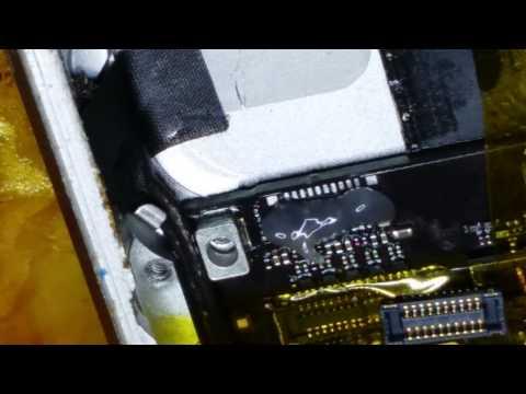 iPad Mini Digitizer FPC Replacement