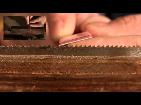 How to Sharpen a Woodworking Handsaw | Paul Sellers