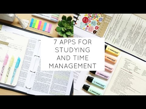 7 Apps for Studying and Time Management [ANDROID]