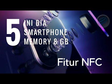 INI DIA - 5 Smartphone Memory 8 Gb | Fitur NFC 2018