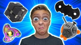 Download 7 of the most Unique Fidget Toys! Video