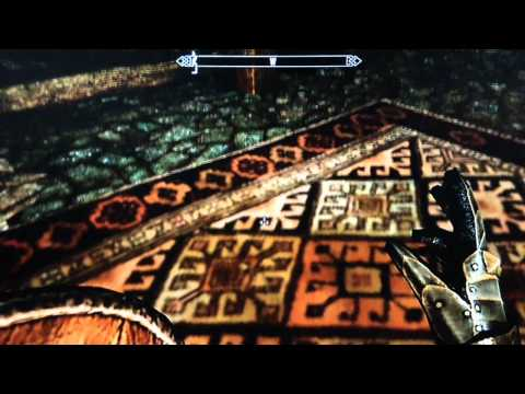 Skyrim PC Mods on Xbox 360 - Helgen Reborn - Player Tower Home & Armors Feature