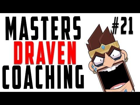 Masters Coaching #21 - Draven Bot (Silver 2)
