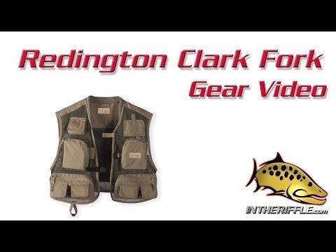 Redington Clark Fork Fly Fishing Mesh Vest