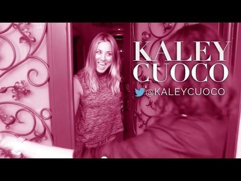 Kaley Cuoco Invites Us Inside Her Boudoir - Allure Insider