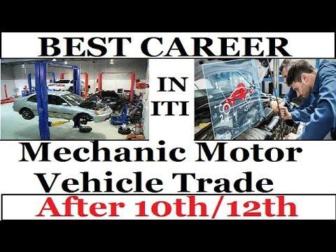 Xxx Mp4 ITI Best Course ITI Course Mechanic Motor Vehicle Course Full Detail 3gp Sex