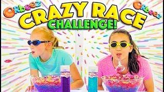 Crazy Race CHALLENGE!! | Official Orbeez