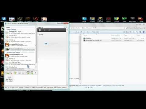 Tutorial - Cara Membuka File .iso dan .bin Dengan Daemon Tools Lite with KiX