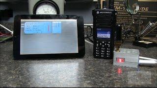 How to setup BlueDV with a ThumbDV or DV MEGA AMBE3000
