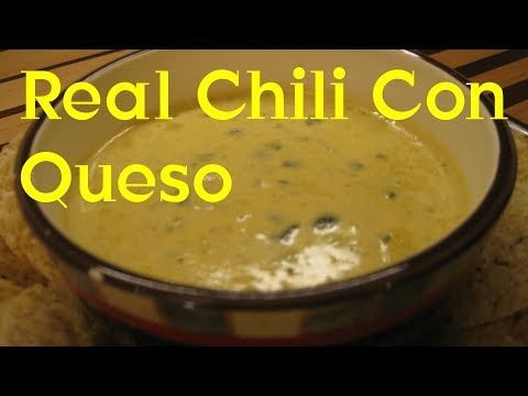 Real Chili Con Queso Recipe S3 Ep309