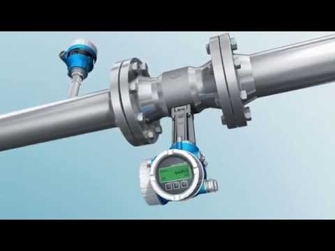 Steam quality measurement with Prowirl 200